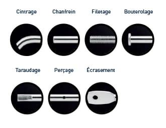 Travail du fil métallique : opérations complémentaires chez CFT Industrie